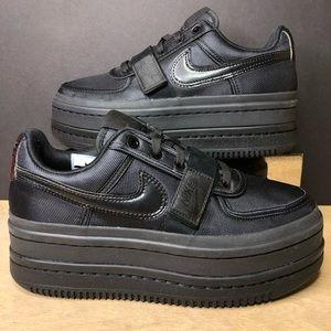 Nike Vandal 2K Triple Black Platform Double Stack
